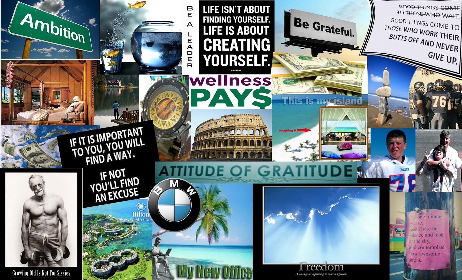 Build Your Vision Board 2013: Creating Visions. Building Futures ...