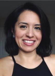 Sarah Flores, presenter