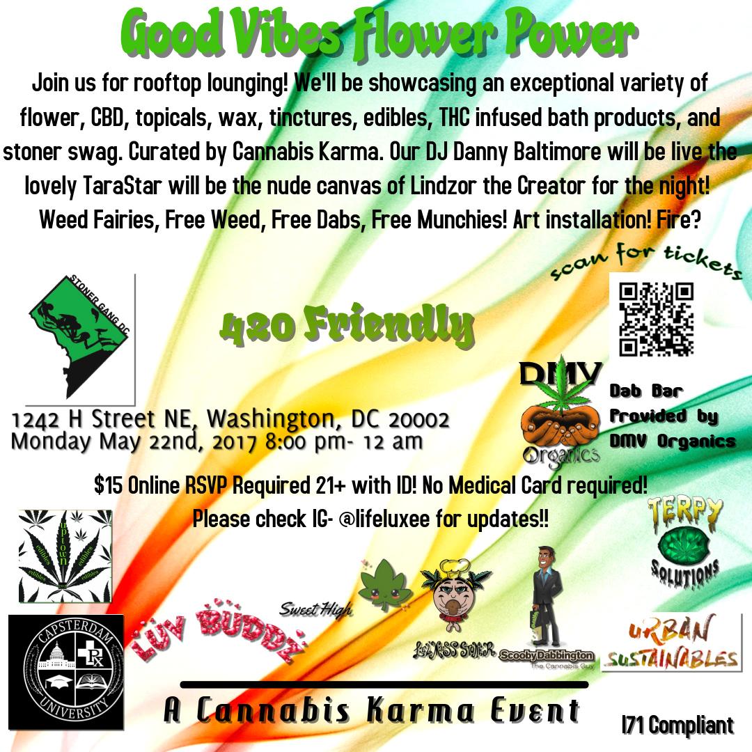 Flower Power_Good Vibes