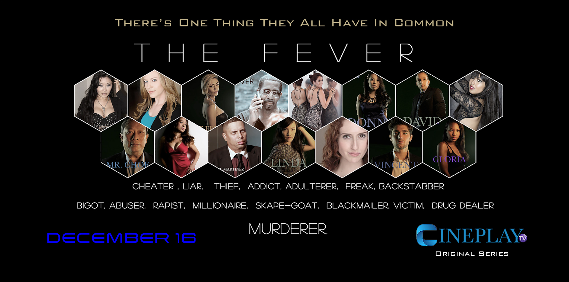 The Cast of The Fever