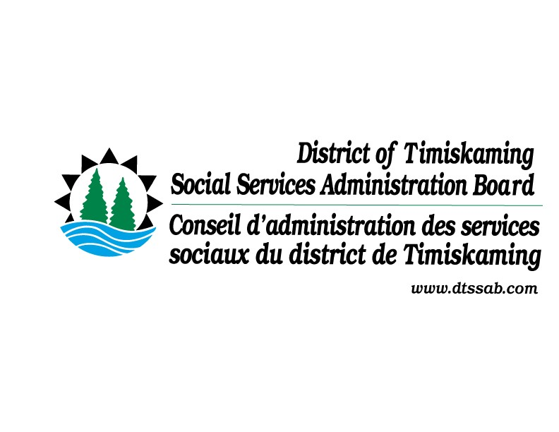 District of Timiskaming Social Services Administration Board logo