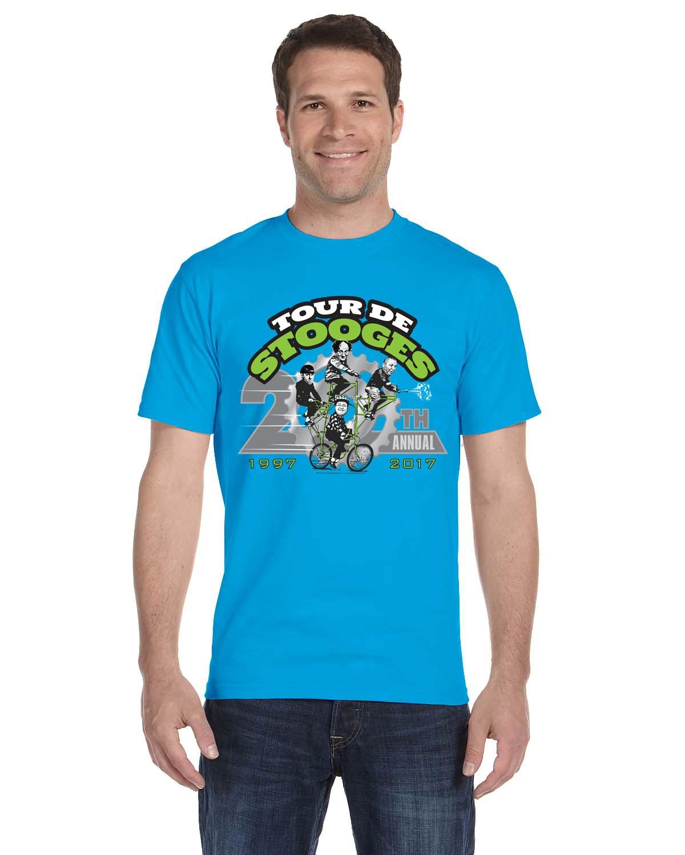 2017 20th Anniversary T-shirt Image