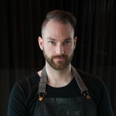 Chef Romain Avril
