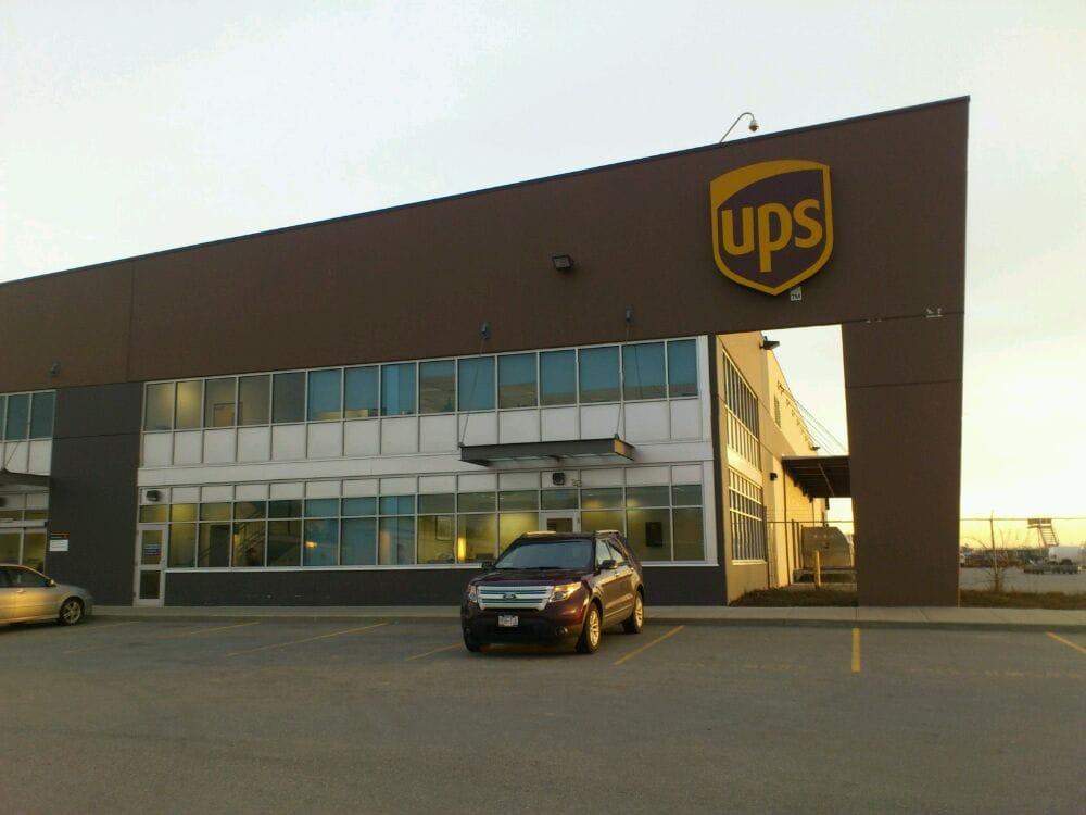 UPS Main