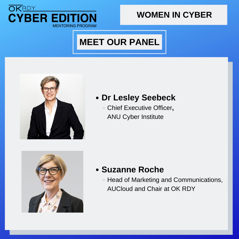 Cyber Edition #3 speakers