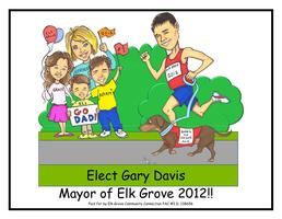 Gary Davis for Mayor Run Raiser