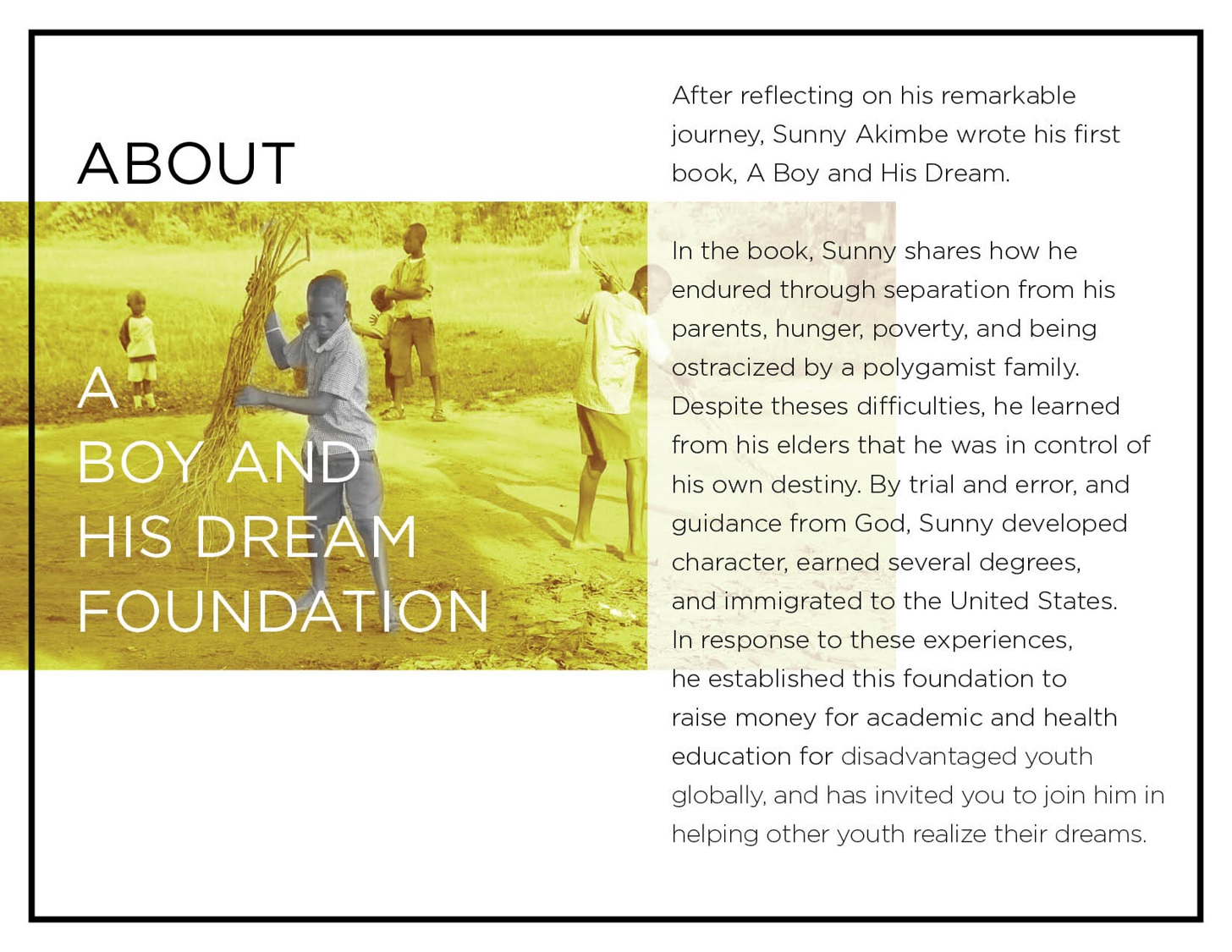 disadvantaged youth poverty survey