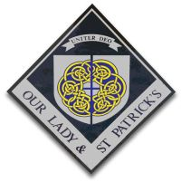 Our Lady & St Patrick's School Badge