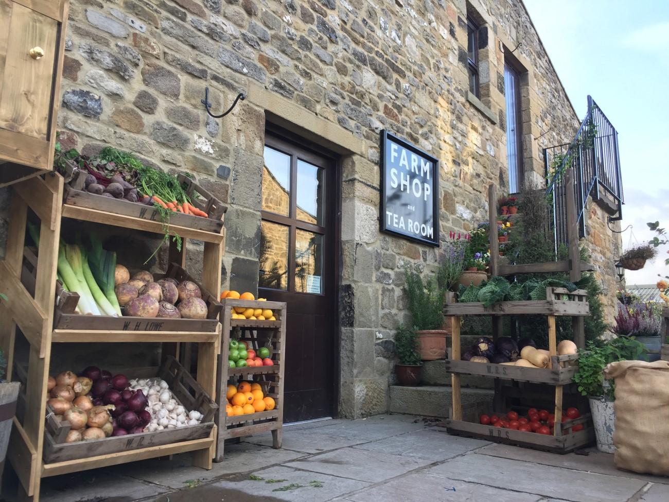 Townend Farm Shop