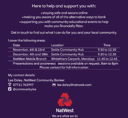 NatWest in Settle