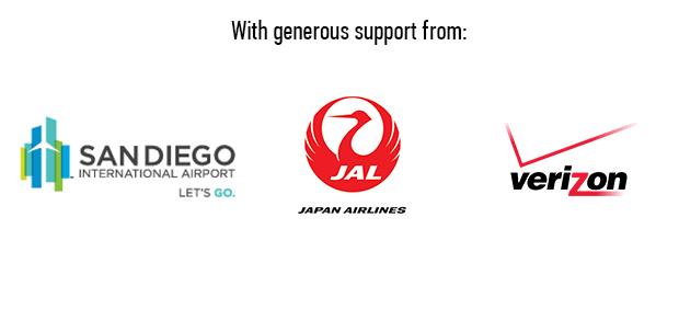 JAL logos