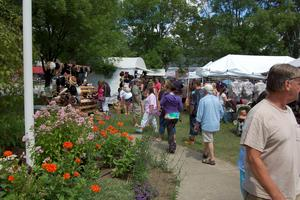 21st Annual Lincoln Summer Craft Festival