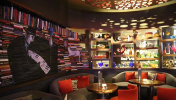 The Tuck Room - Bar and Lounge Area
