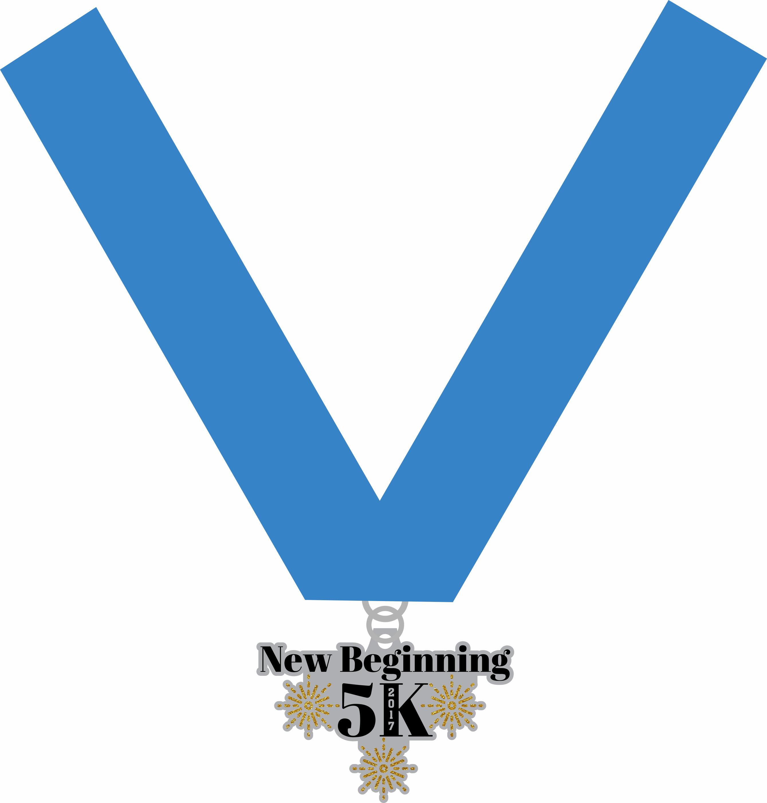 new beginning medal