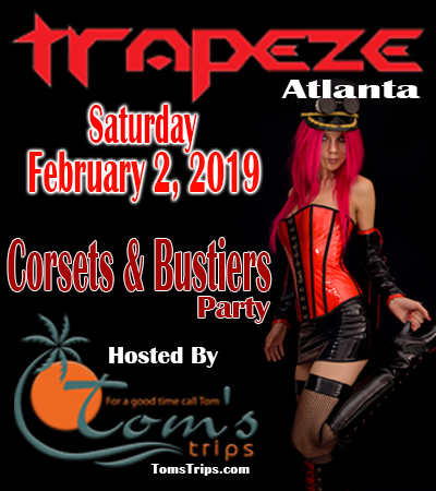 Mike And Denise Will Be Your Host At Trapeze Atlanta For This Party