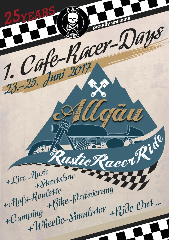 Rustic Racer Ride