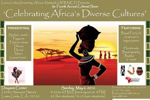 'Celebrating Africa's Diverse Cultures': 4th Annual Cultural Show