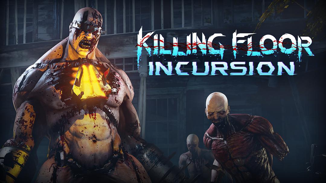 Killing Floor VR game poster