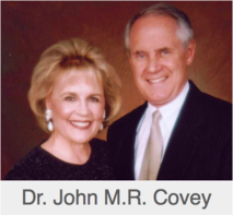 Dr. John M.R. Covey und Jane Covey