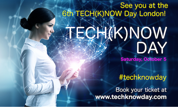 TECH(K)NOW Day Banner