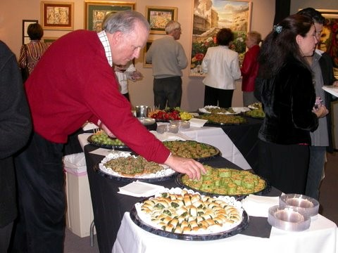 culinary socialization event