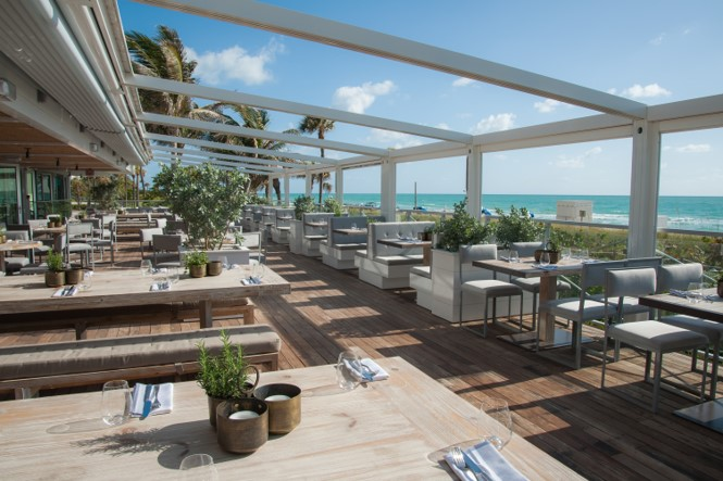 Malibu Farm Restaurant Miami Beach