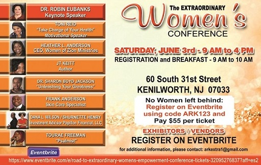 The Extraordinary Women's Conference