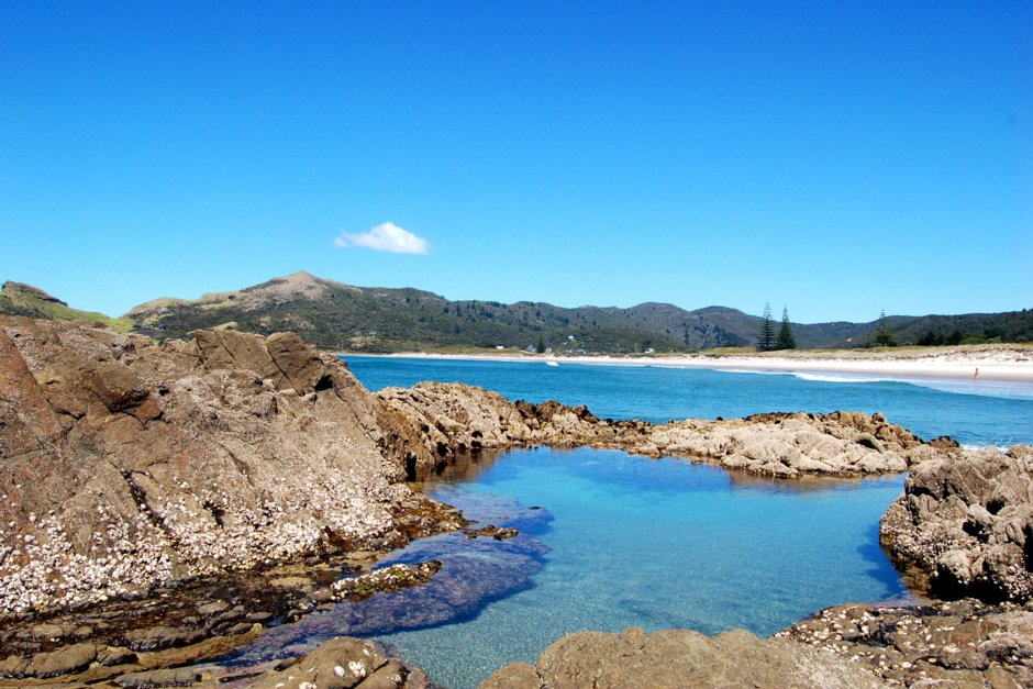 Great Barrier Island Beach Resort