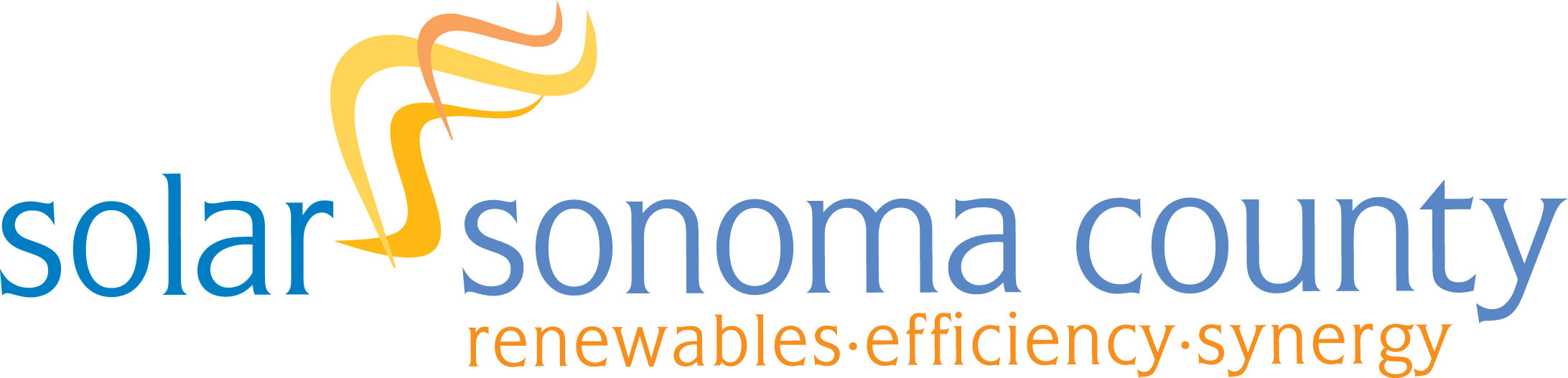Solar Sonoma County logo