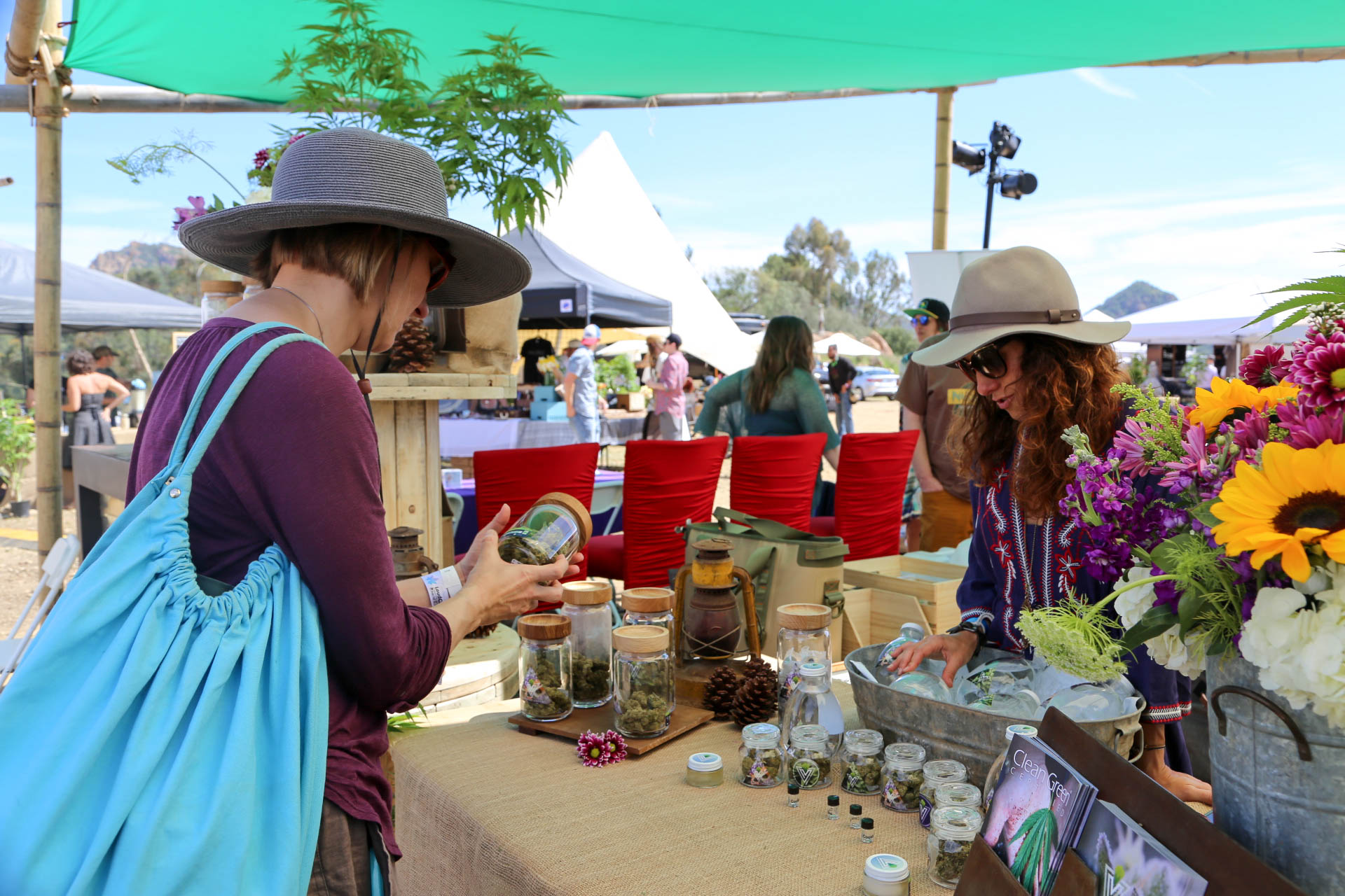 Exploring the Farmer's Market