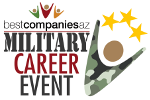 BCAZ CC Military Career Event