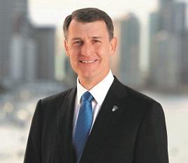 Graham Quirk, Lord Mayor of Brisbane