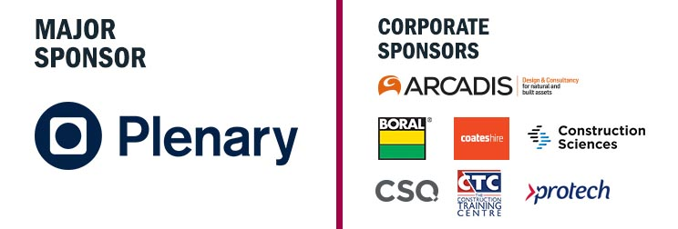 Sponsors for the QMCA Award Lunch
