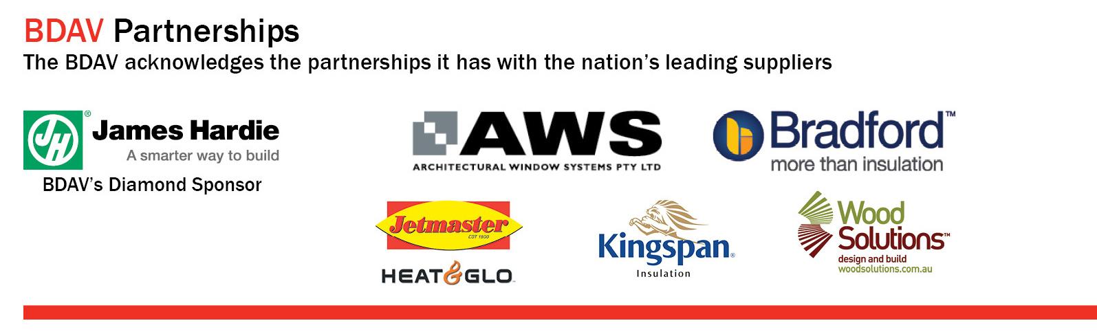BDAV Sponsors