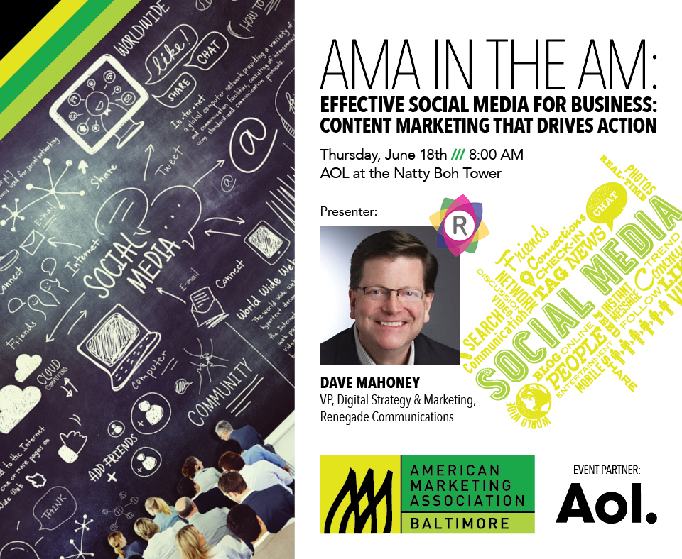 AMA in the AM Event - June 2015