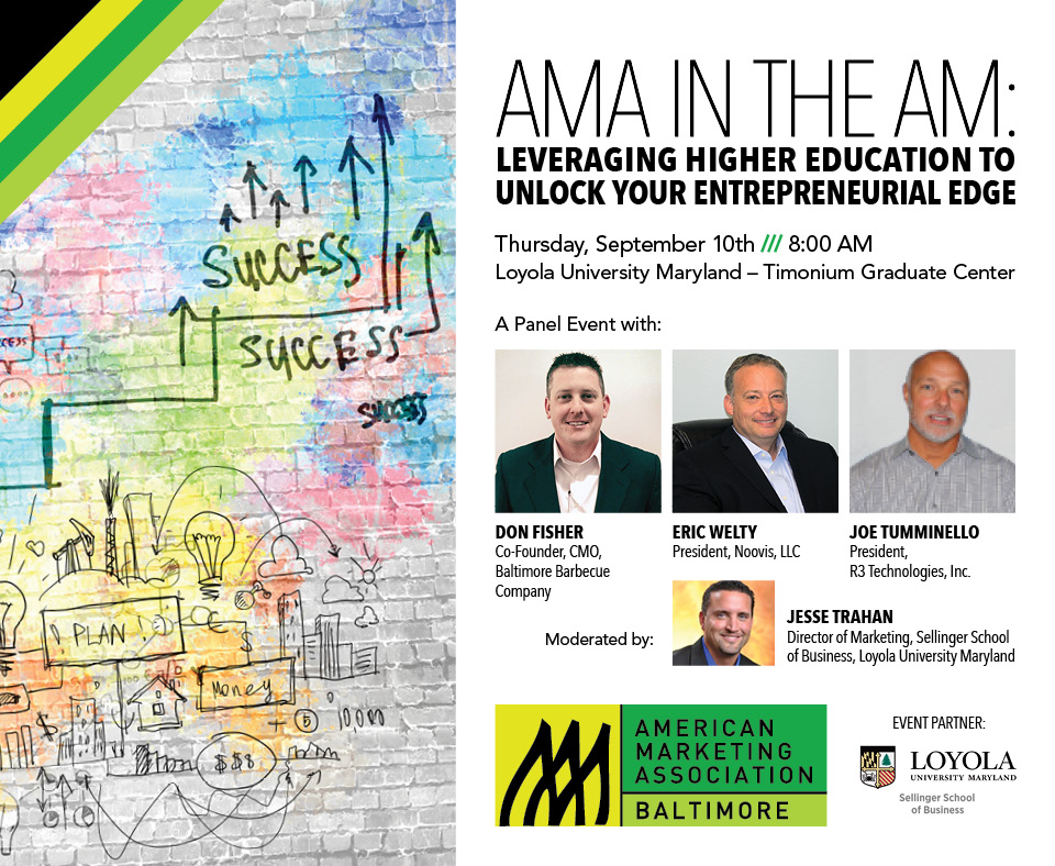 AMA in the AM Event - September 2015
