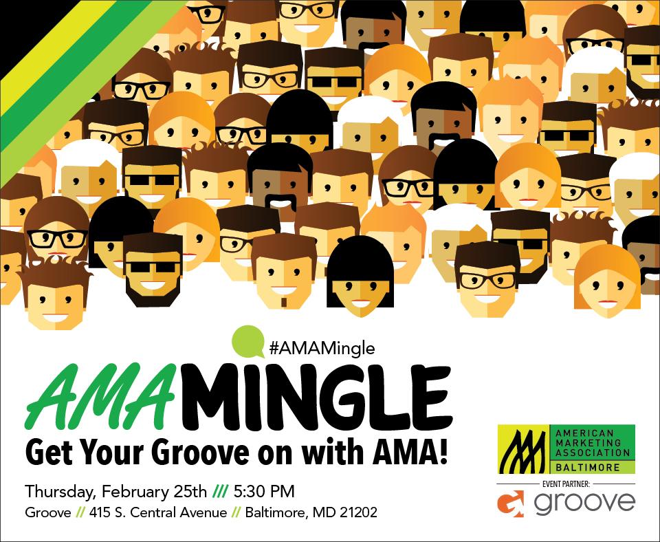 AMA Baltimore's February #AMAMingle