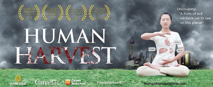 Human Harvest landscape