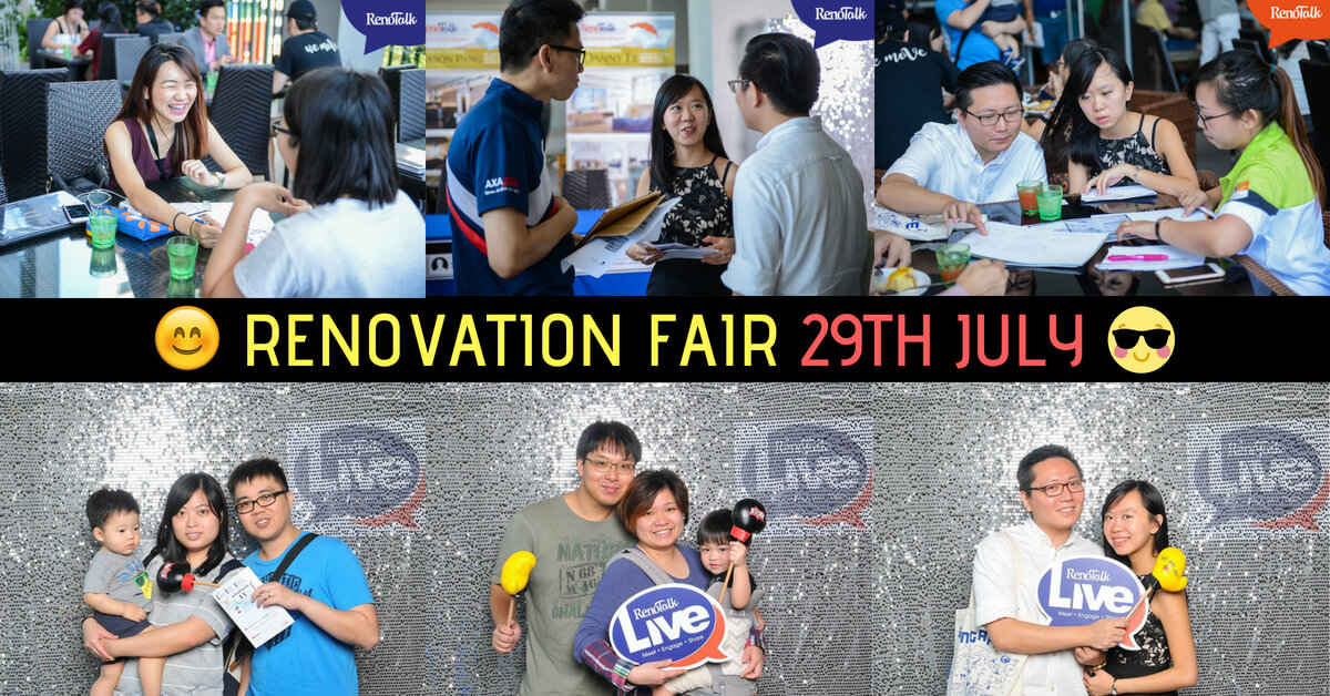 Renovation Fair 2018 by Renotalk