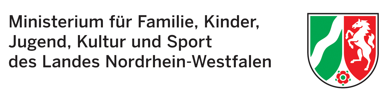 Logo Familienministerium NRW