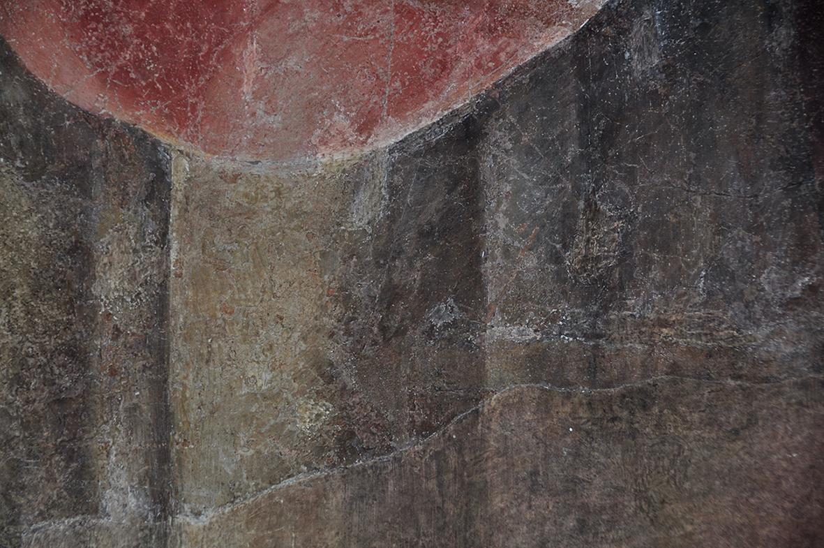 Flood damaged Fresco