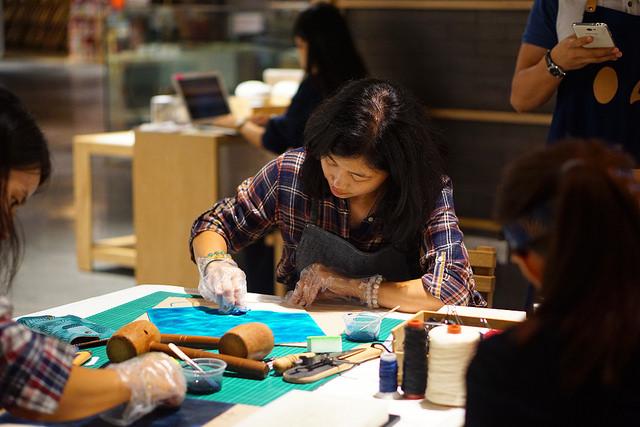 Leather Workshop FabspaceKL