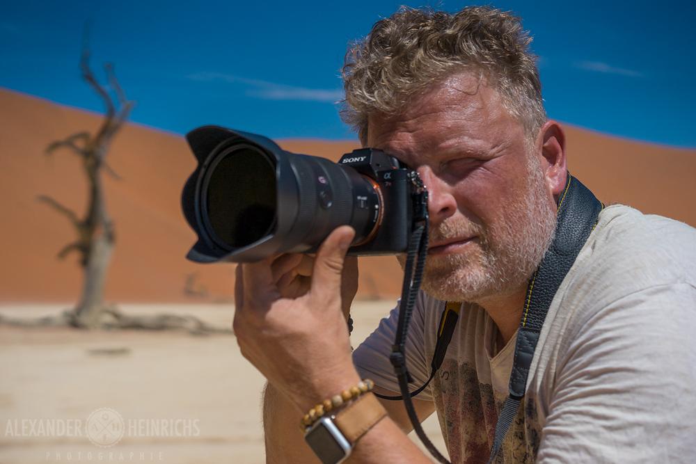 #alphaddicted Fotograf Alexander Heinrichs