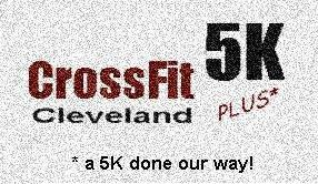 CrossFit Cleveland 5K-Plus - May 21, 2011