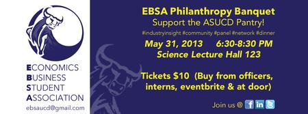 EBSA Philanthropy Banquet - The Pantry Project