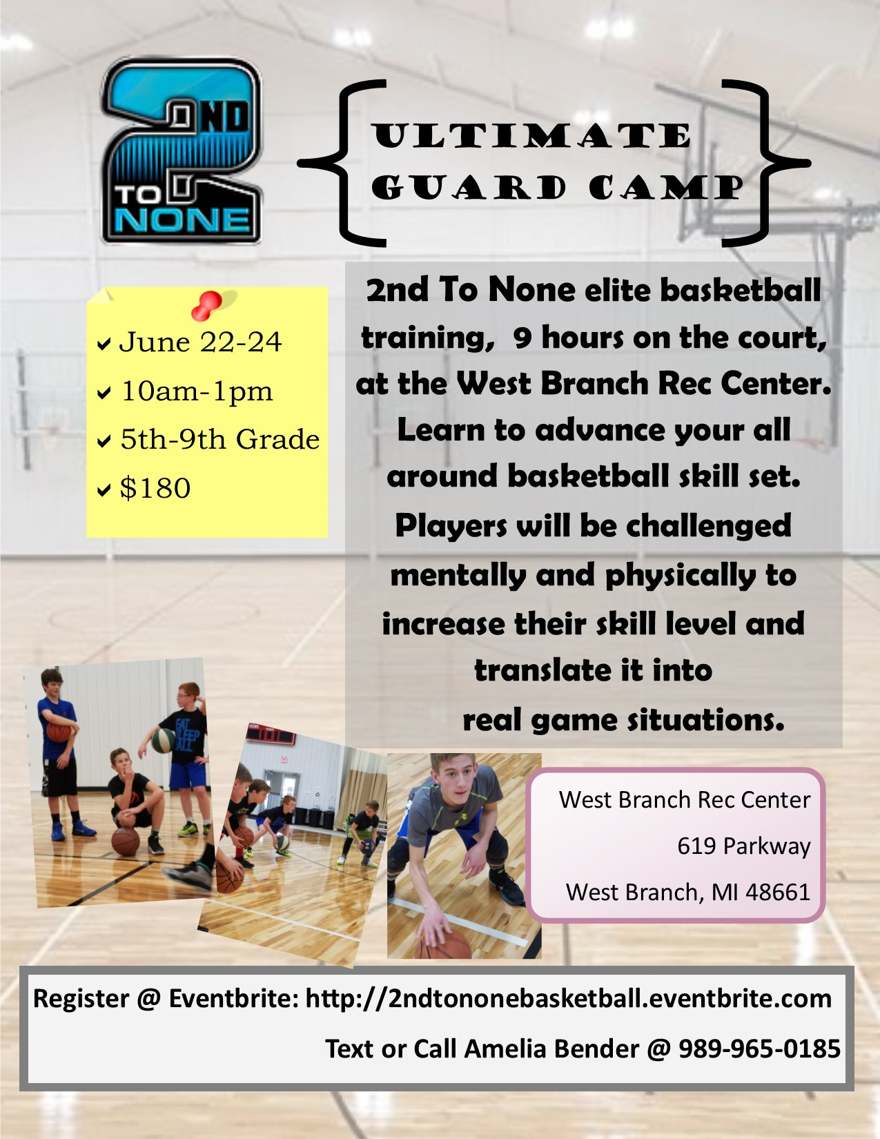 Ultimate Guard Camp