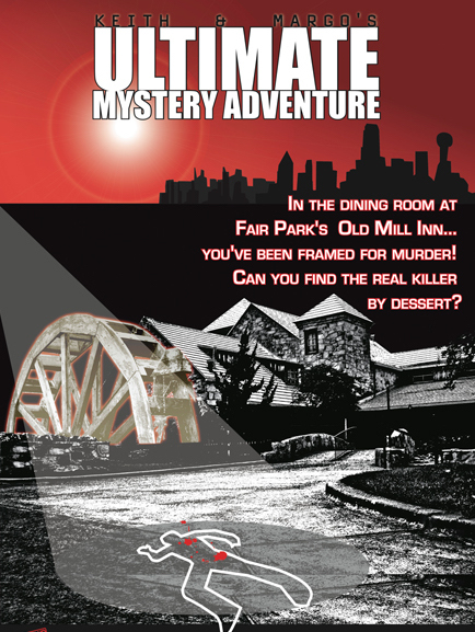 Keith & Margo\'s Murder Mystery Dallas: The Immersive Dinner Theatre ...