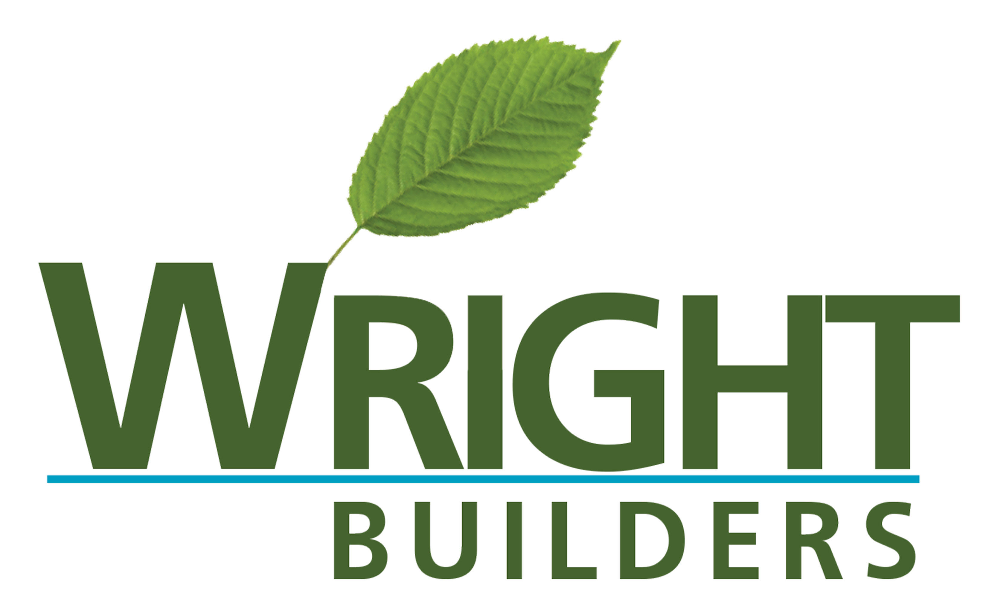 Wright Builders logo