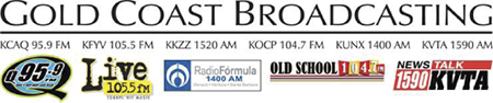 Gold Coast Broadcasting Logo