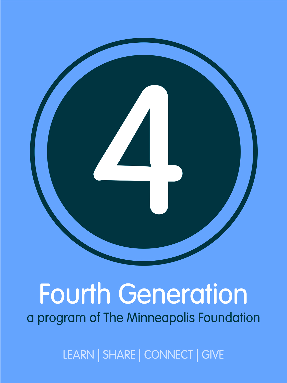 Fourth Generation, a program of the Minneapolis Foundation
